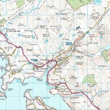 Isle of Skye - South - Detail