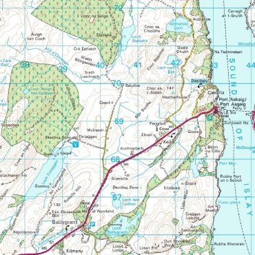 Isle of Islay - Detail