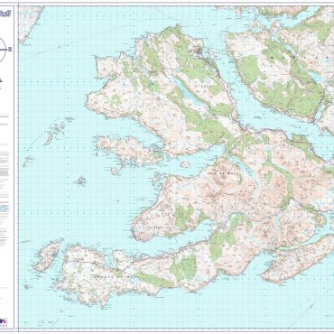 Isle of Mull - Overview - No Insets