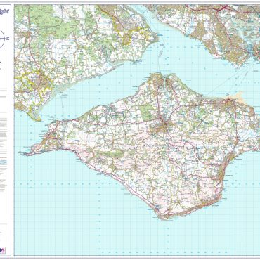 Isle of Wight - Overview - No Insets
