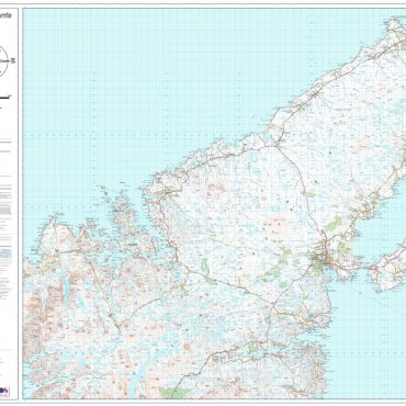 Isle of Lewis and Harris - North and South Series - North Overview