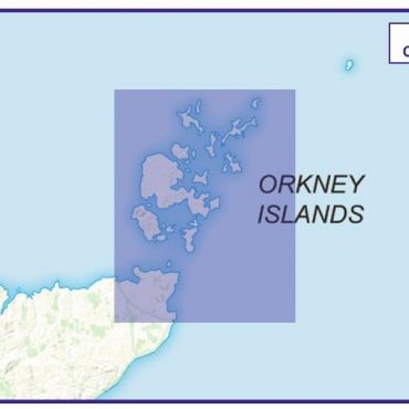 Orkney Islands Map - Coverage