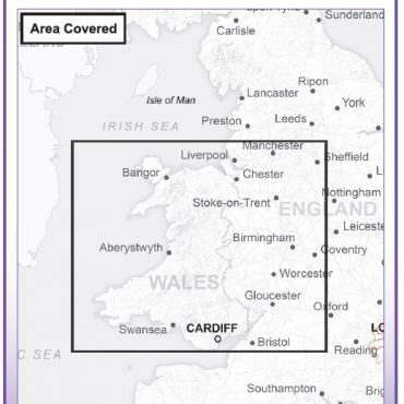 Admin Boundary Map 6 - Wales & West Midlands - Coverage
