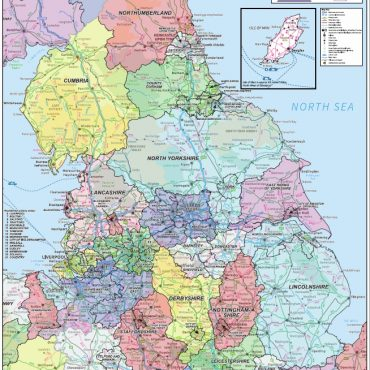 National Admin Boundary Map 3 - Overview