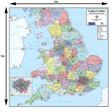National Admin Boundary Map 6 - Dimensions
