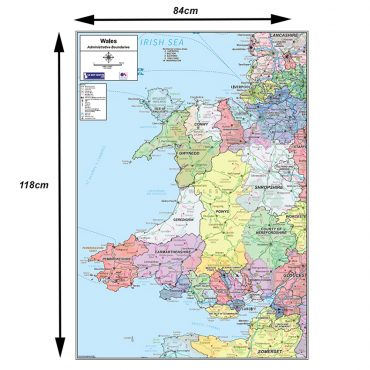National Admin Boundary Map 5 - Dimensions
