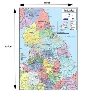 National Admin Boundary Map 3 - Dimensions