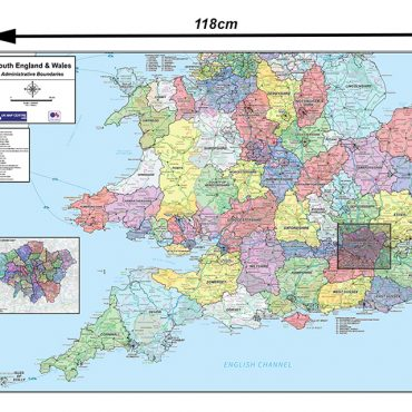 National Admin Boundary Map 4 - Dimensions